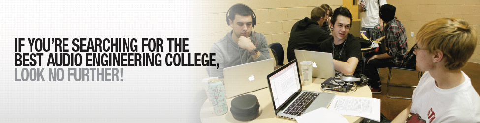 If you're searching for the best audio engineering college, look no further!