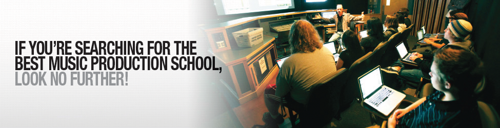 If you're searching for the best music production school, look no further!